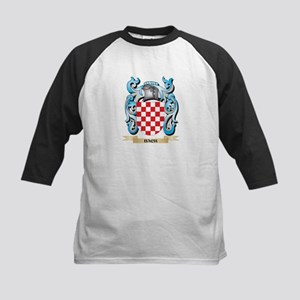 Bach Coat of Arms - Family Crest Baseball Jersey