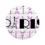 Pink Black Paris Script 3.5