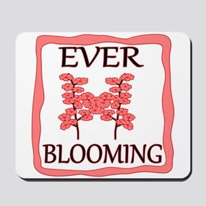 Ever Blooming Mousepad