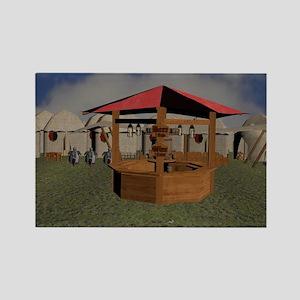 Medieval Market Tavern Magnets