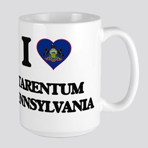 I love Tarentum Pennsylvania Mugs