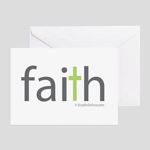 faith Greeting Cards