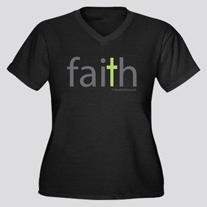 faith Plus Size T-Shirt