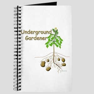 Underground gardener Journal