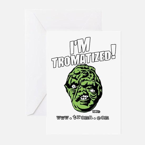 Tromatized Greeting Cards (Pk of 10)