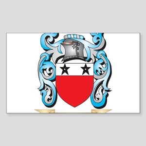 Bacon Coat of Arms - Family Crest Sticker