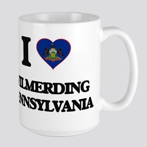 I love Wilmerding Pennsylvania Mugs