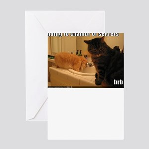 Rand Paul 2016-MAS red 6 Greeting Cards