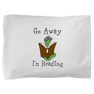 Go Away Pillow Sham