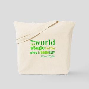 Bad Cast Tote Bag