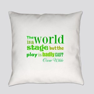 Bad Cast Everyday Pillow