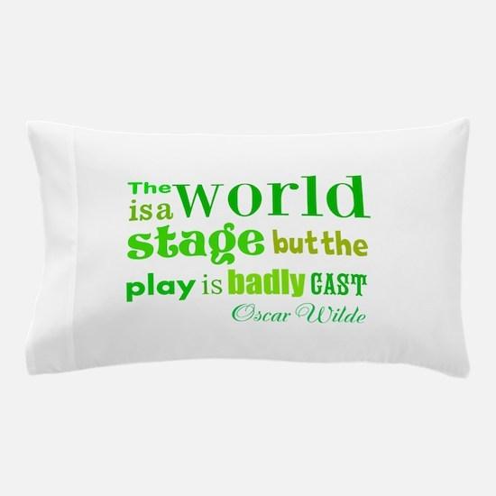 Bad Cast Pillow Case