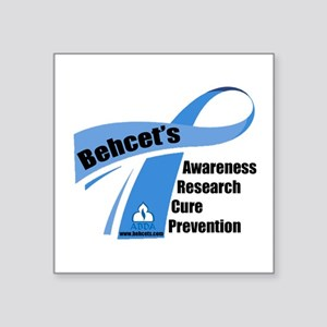 "AWARENESS Square Sticker 3"" x 3"""