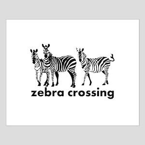 Zebra Crossing Posters