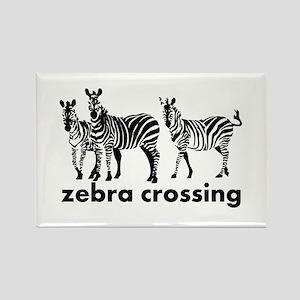Zebra Crossing Magnets