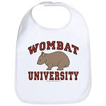 Wombat University Bib