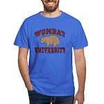 Wombat University T-Shirt Dark Colored