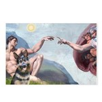 Creation / G-Shep Postcards (Package of 8)
