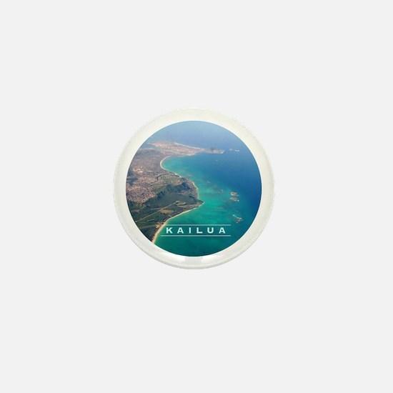 Kailua Panorama Mini Button