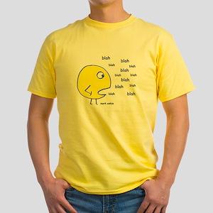Blah blah blah emoticon T-Shirt