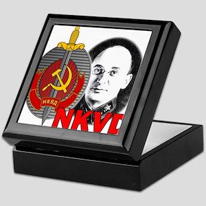 Lavrentiy Beria NKVD KGB Soviet Ussr Keepsake Box