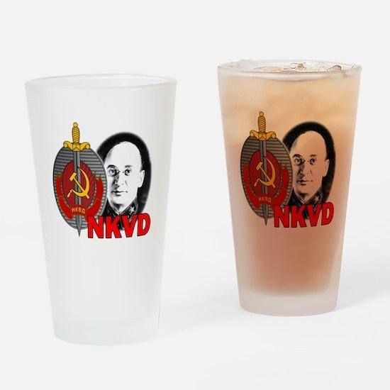 Lavrentiy Beria NKVD KGB Soviet Uss Drinking Glass
