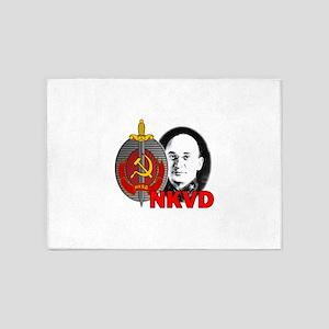 Lavrentiy Beria NKVD KGB Soviet Uss 5'x7'Area Rug