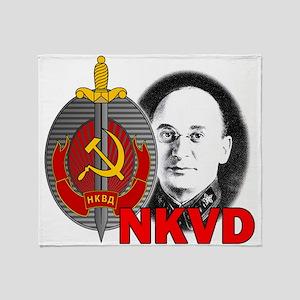 Lavrentiy Beria NKVD KGB Soviet Ussr Throw Blanket
