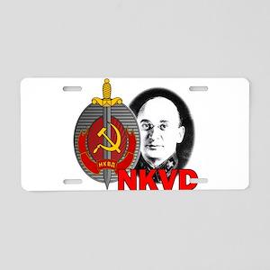 Lavrentiy Beria NKVD KGB So Aluminum License Plate