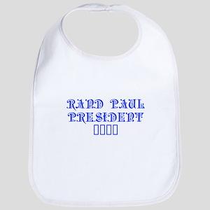 Rand Paul President 2016-Pre blue 7 Bib