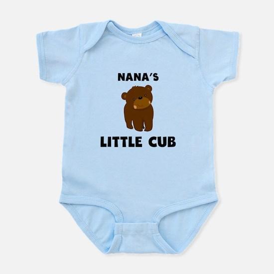 Nanas Little Cub Body Suit