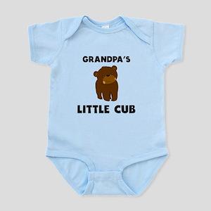 Grandpas Little Cub Body Suit