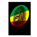 Jah Lion Postcards (Package of 8)