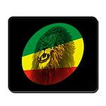 Jah Lion Mousepad