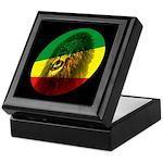 Jah Lion Keepsake Box