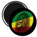 Jah Lion Magnet