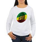 Jah Lion Women's Long Sleeve T-Shirt