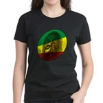 Jah Lion Women's Dark T-Shirt