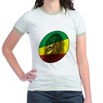 Jah Lion Jr. Ringer T-Shirt