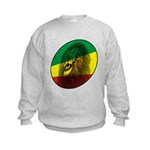 Jah Lion Kids Sweatshirt