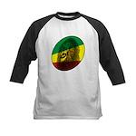 Jah Lion Kids Baseball Jersey