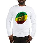Jah Lion Long Sleeve T-Shirt