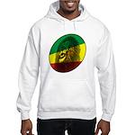Jah Lion Hooded Sweatshirt