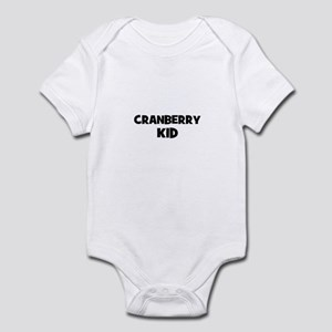 cranberry kid Infant Bodysuit