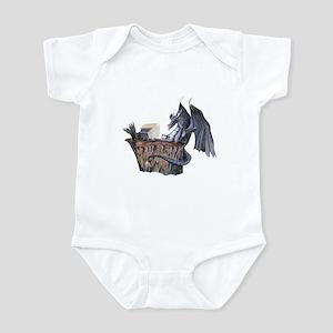Computer Dragon Infant Bodysuit