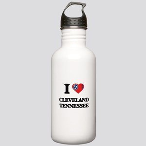 I love Cleveland Tenne Stainless Water Bottle 1.0L