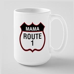 Mama Route 1 Mugs