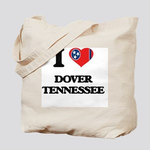 I love Dover Tennessee Tote Bag