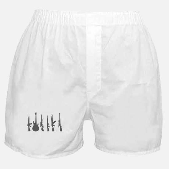 Weapon of Choice Boxer Shorts