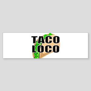 Mexican food Bumper Sticker